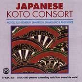 Japanese Koto Consort by Japanese Koto Consort CD, Jun 1992, Lyrichord