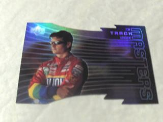 1999 99 UPPER DECK VICTORY CIRCLE TRACK MASTERS DIE CUT INSERT VC