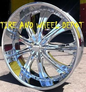 RS33 RIMS & TIRES CHARGER MAGNUM CHRYSLER 300 CROWN VIC EXPLORER SPORT