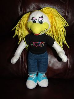 Chuck E. Cheeses Girl Helen Plush Doll 11