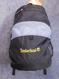 TIMBERLAND 26L MEDIUM NAVY/BLUE/YELL​OW BACKPACK, #J0691 434