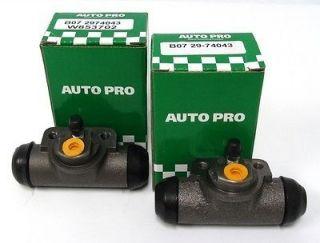 Wheel Cylinders Set REAR 29 13007 Buick Chevy GMC Oldsmobile Pontiac w