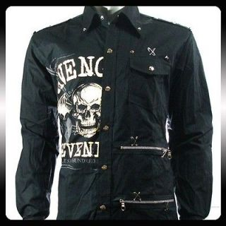 punk shirt xxxl