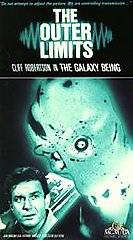 Outer Limits   The Galaxy Being VHS, 1987