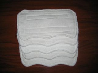 Euro Pro Shark Steam Mop Replacement Microfiber Pads S3250 S3101