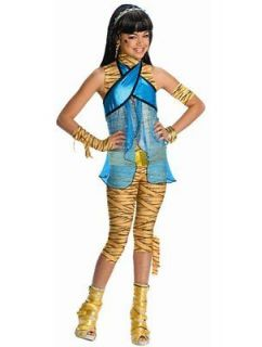 Rubies Cleo de Nile Monster High Girls Halloween Costume   Large