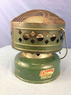 VTG 1966 COLEMAN 511A 5000 BTU CATALYTIC CAMPING/CAMP HEATER TESTED