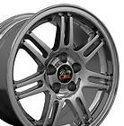 17 Chrome Cobra wheels deep dish 1994 Fits Mustang® GT