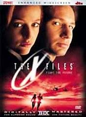 The X Files Fight the Future DVD, 2001, Anamorphic Widescreen DTS