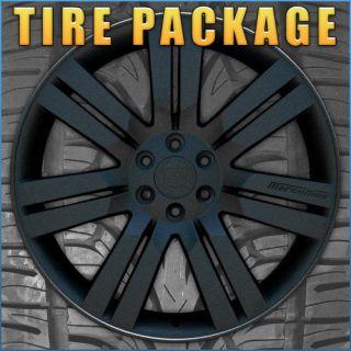 Marcellino Wheels Rims Tires New Cadillac 24 Concept Escalade Tahoe