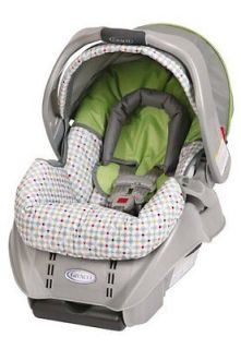 Infant Baby Safety Car Seat 5 Point Harness Energy Absorbing Foa