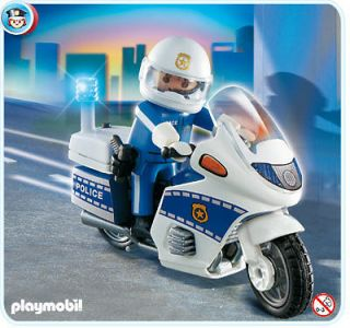 City Action 5990 Police Boat, Helicopter & Motorcycle Construction Set