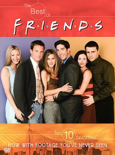 Friends   The Best of Friends Volumes 3 4 10 Fan Favorites DVD, 2001
