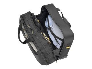 Targus 17 Rolling Travel Laptop Case   Notebook carrying black TCG717