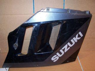 SUZUKI GSXR1100 GSXR 1100 RIGHT MIDDLE FAIRING COWLING 1989 1990