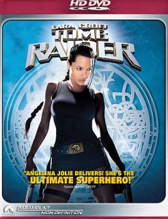 Lara Croft Tomb Raider HD DVD, 2006