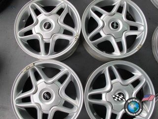 Four 08 11 Mini Cooper Factory 16 Wheels OEM Rims Clubman 6768584