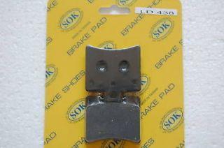 APRILIA Scarabeo 50 125 150 250 SR50 Ditech SR 50 REAR BRAKE PADS
