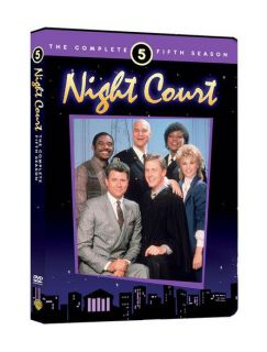 Night Court The Complete Fifth Season DVD, 2011, 3 Disc Set