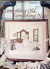 Something Borrowed Something Blue cross stitch chart