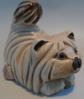 Rinconada Himalayan Cat Kitten Figurine #187A Retired Art Pottery