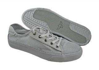 New Creative Recreation Men Kaplan V white mesh Fashion Sneakers US 10