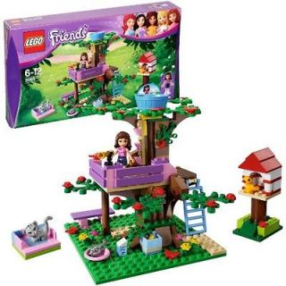 NEW 2012 LEGO FRIENDS 3065 OLIVIAS TREE HOUSE *NIB, GREAT FIND, LEGO