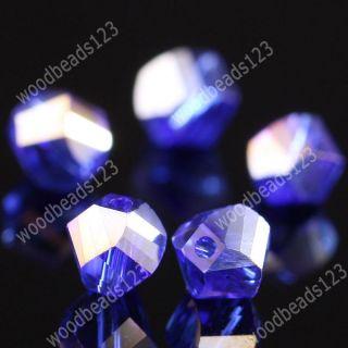 100pcs 4mm 5020 For Swarovski Crystal Helix Loose beads
