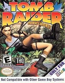 Tomb Raider   Featuring Lara Croft Nintendo Game Boy Color, 2000