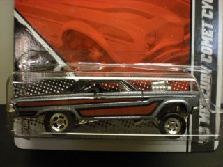 HOT WHEELS GARAGE 11, 65 MERCURY CYCLONE, #13 OF 20