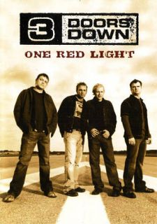 Doors Down   One Red Light DVD, 2004, Wal Mart Exclusive
