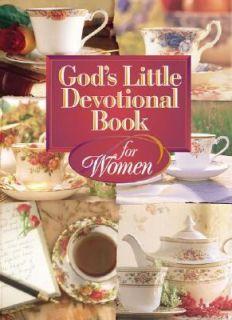 Gods Little Devotional Book for Women by Honor Books Publishing Staff