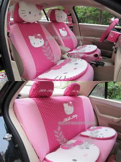 hello kitty seat covers in Seat Covers