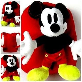 New Disney Plush Mickey Mouse doll Backpack bag tote