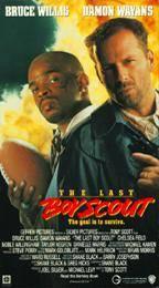 The Last Boy Scout VHS, 1992
