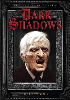Dark Shadows   Collection 4 DVD, 2012, 4 Disc Set