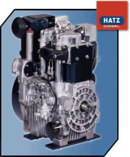 hatz diesel in Business & Industrial