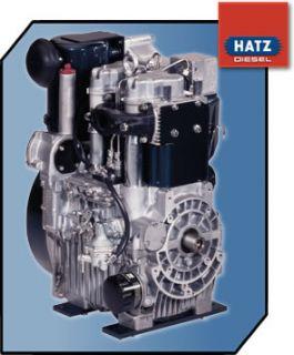 hatz diesel in Business & Industrial