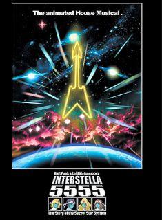 Daft Punk   Interstella 5555 DVD, 2003