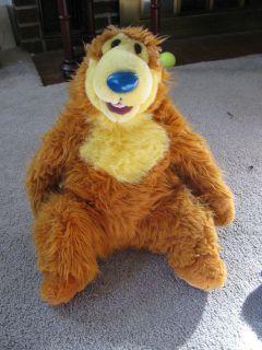 Bear In The Big Blue House Plush