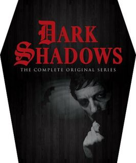 Dark Shadows The Complete Original Series DVD, 2012, Deluxe Edition