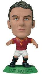 DE ROSSI AS Roma Home MicroStars S15 Choice of Colours GREEN to GOLD