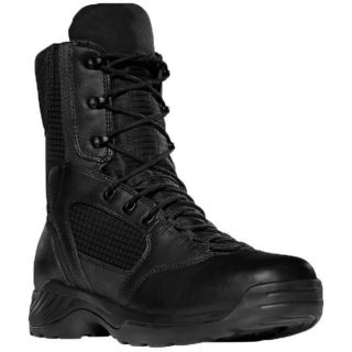 MENS DANNER 8 KINETIC   BLACK BOOTS (military tactical army police
