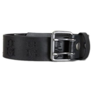 Rebel 8 DAPPER DAN BELT New Black graffiti tattoo
