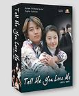 Me You Love Me DVD   KOREAN TV DRAMA (REGION  1 , ENGLISH SUBTITLE