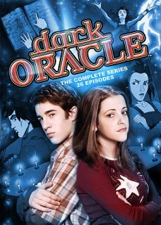 Dark Oracle The Complete Series DVD, 2010, 3 Disc Set