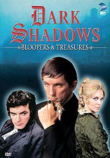 Dark Shadows Bloopers Treasures DVD, 2006