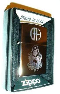 Dimebag Darrell authentic Zippo lighter Pantera CFH