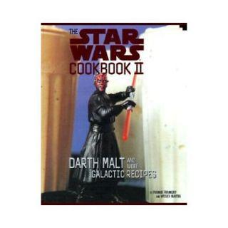 NEW The Star Wars Cookbook II   Frankeny, Frankie/ Davi