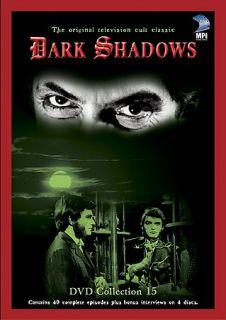 Dark Shadows   Collection 15 DVD, 2004, 4 Disc Set